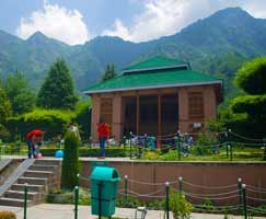 Package Tour To Sonamarg