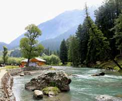 Sonamarg Package Tour