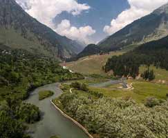 Sonamarg Vacation Package