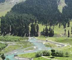 Sonamarg Honeymoon Tour Package