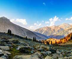 Sonamarg Tourism Package