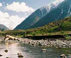 Sonamarg Honeymoon Trip