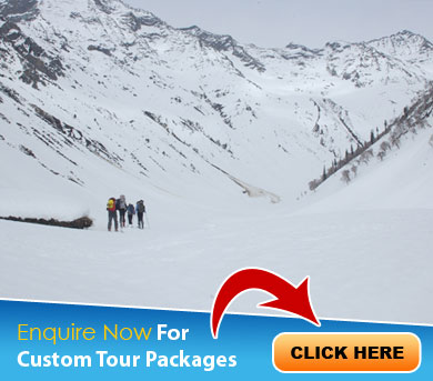 Sonamarg Tour Packages